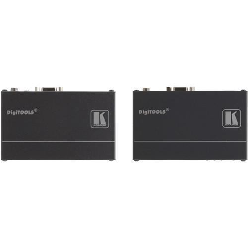 Kramer HDBaseT Twisted Pair Transmitter & Receiver Kit