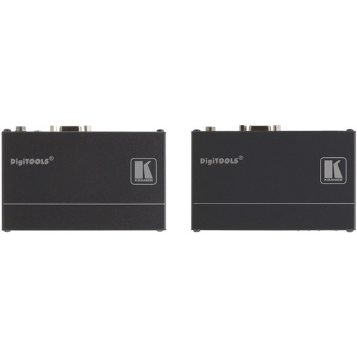 Kramer HDBaseT Twisted Pair Transmitter & Receiver Kit