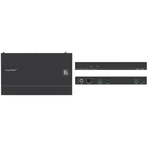 Kramer 4K60 4:2:0 H.264 Video Encoder with PoE and Video Wall Support