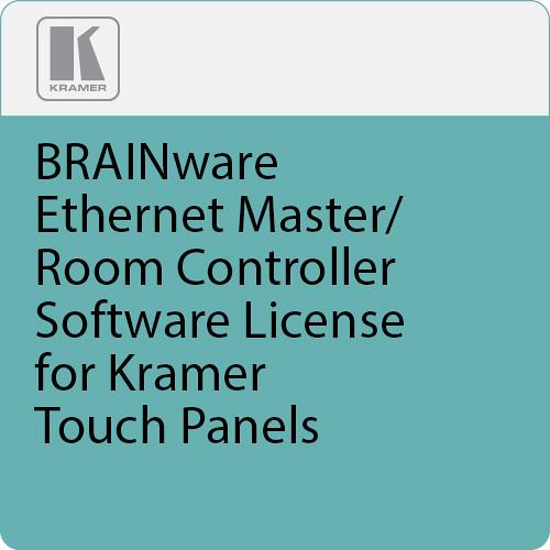 Kramer BRAINware Ethernet Master / Room Controller Software License for Kramer Touch Panels