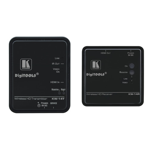 Kramer Wireless HD Transmitter and Receiver Kit