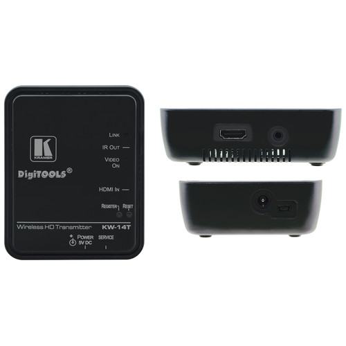 Kramer Wireless HD Transmitter for up to Four KW-14R Receivers