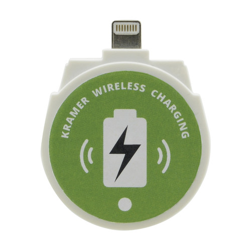 Kramer Lightning Receiver for Qi Wireless Charging Standard