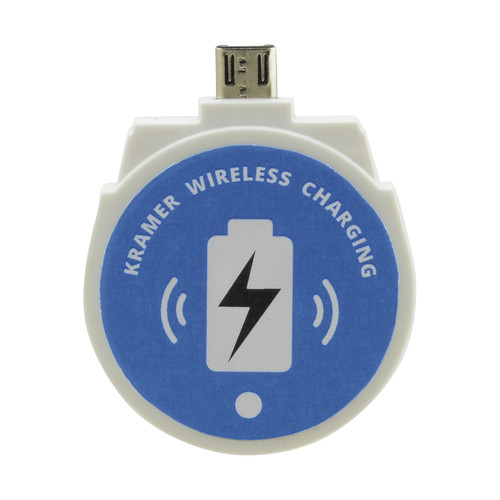 Kramer Micro-USB Receiver for Qi Wireless Charging Standard
