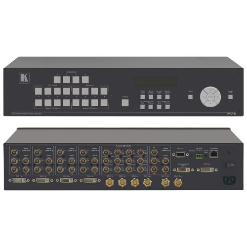 Kramer 5-Channel Multiviewer