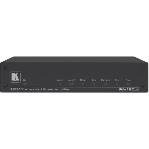 Kramer PA-120Net 120W Networked Power Amplifier