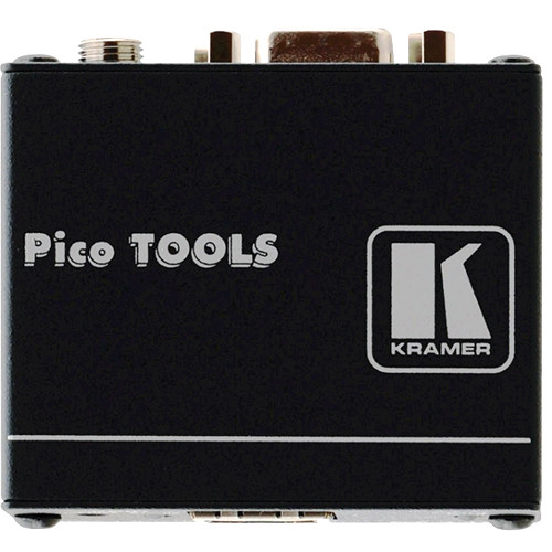 Kramer PT-110XL Pico Tools Computer Graphics Video over Twisted Pair Transmitter with EDID