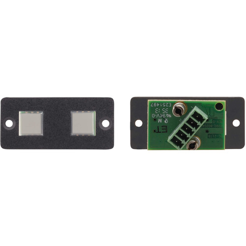 Kramer Wall Plate Insert with Contact Closure Switch for VP-81SIDN Switcher (2-Button)