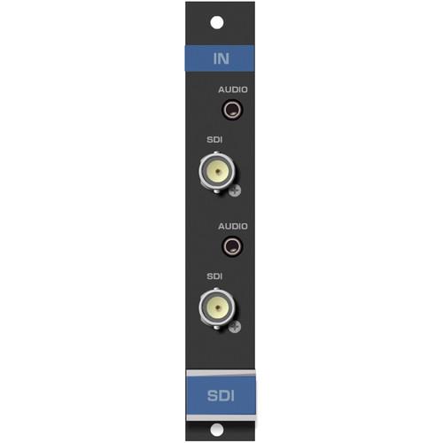 Kramer 2-Input 3G SDI with Analog Audio Card for VS-1616D Matrix Switcher (F-16)
