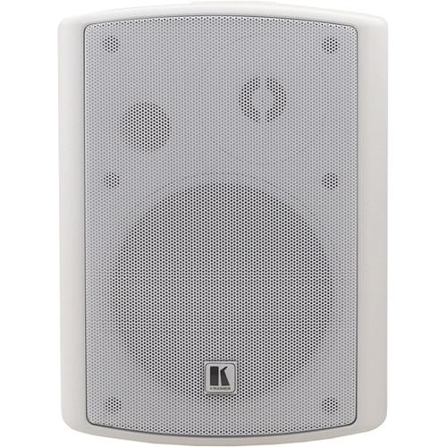 "Kramer Tavor 5−O 5.25"" Two-Way, On-Wall Powered Speakers (Speaker Set, White)"