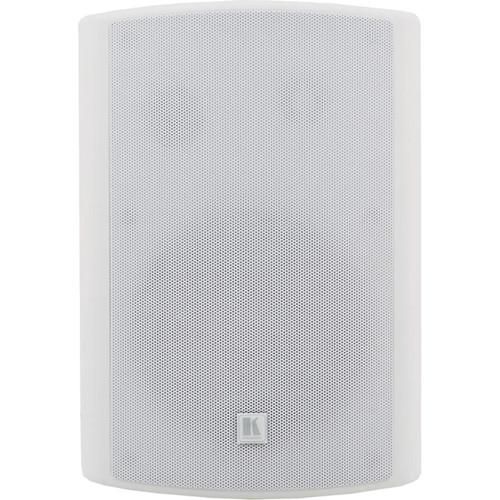 "Kramer 6.5"" On-Wall 2-Way Powered Speaker System (White)"