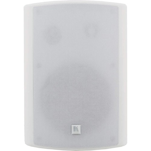 "Kramer 6.5"" On-Wall 2-Way Powered Speaker System (White)"