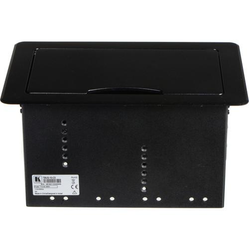 Kramer TBUS-10-C5 Fully Assembled Tabletop Enclosure (Black)