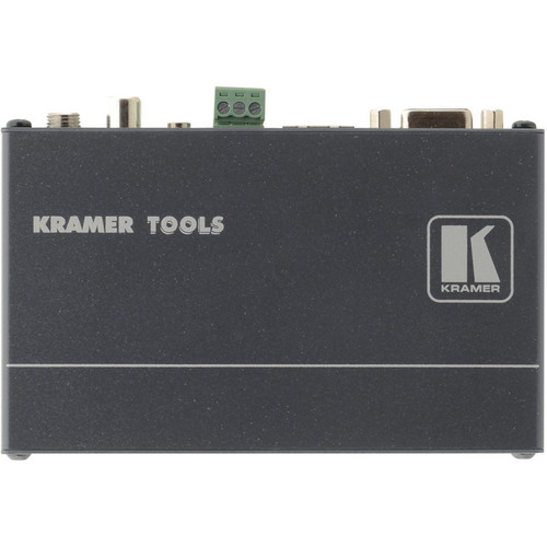 Kramer TP-126xl VGA with Stereo Audio and RS-232 over Ethernet (Receiver)