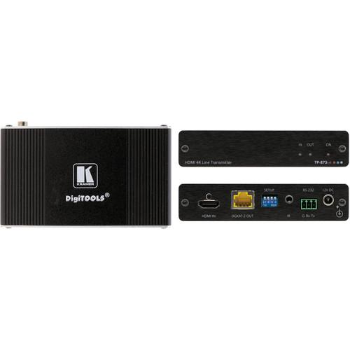 Kramer 4K HDR HDMI PoC Transmitter with RS-232 & IR over Long-Reach DGKat 2.0