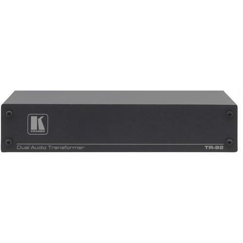 Kramer Dual Audio Transformer (2 Channel)