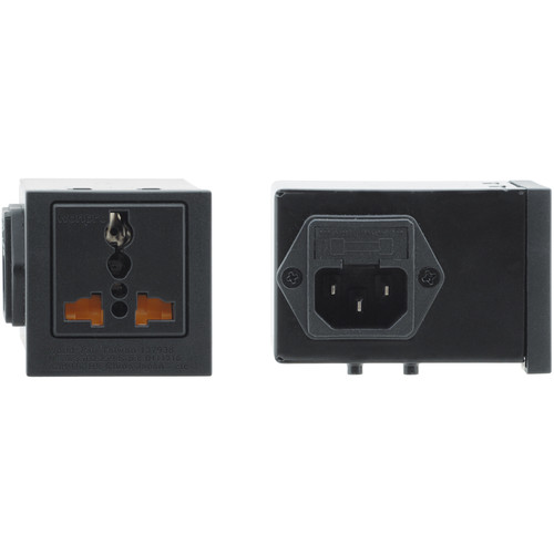 Kramer TS-201UPower Socket for TBUS201xl Pop-Up Multi-Connection Unit (Universal Plug)