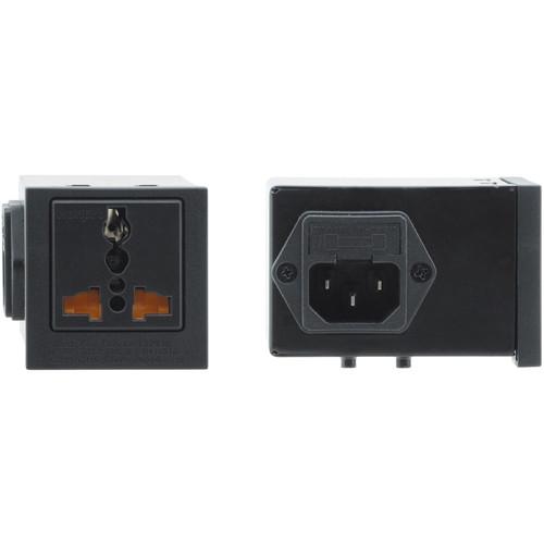 Kramer Power Socket for TBUS201xl Pop-Up Multi-Connection Unit (Universal Plug)