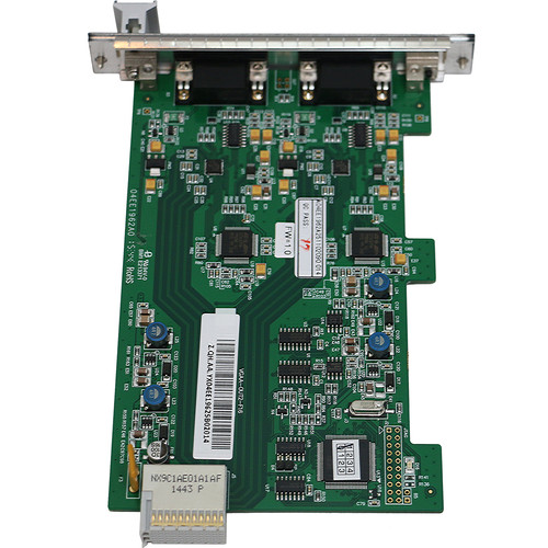 Kramer 2-Output VGA with Analog Audio Card for VS-1616D Switcher (F-16)