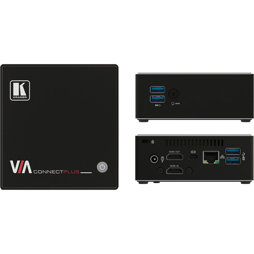 Kramer Simultaneous Wired and Wireless Presentation and Collaboration Solution