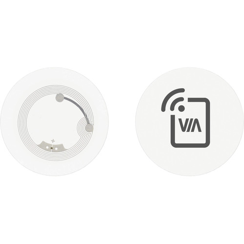 Kramer VIA NFC Tag VIA Login Tag for Android Devices (White)