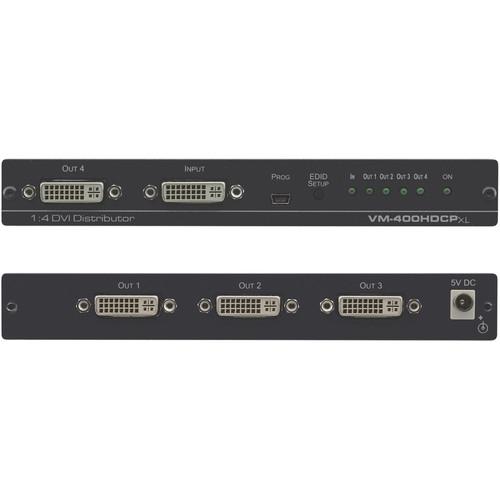 Kramer 1:4 4K60 DVI Distribution Amplifier