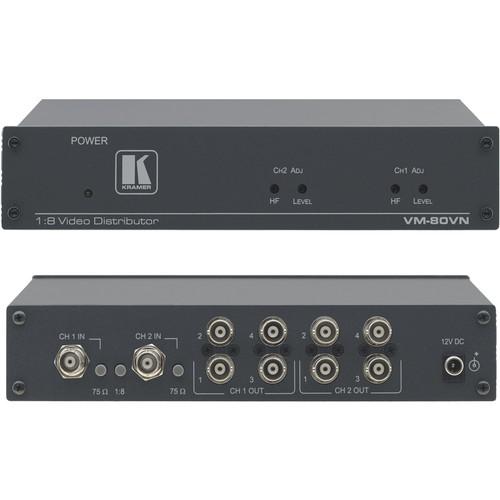 Kramer 1:8 Composite/SDI Distribution Amplifier