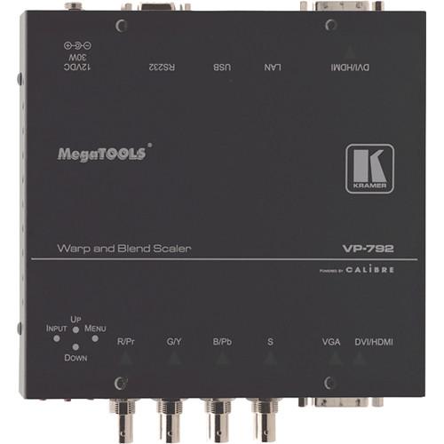 Kramer VP-792 Multi-Format to DVI/HDMI Digital HQV Scaler