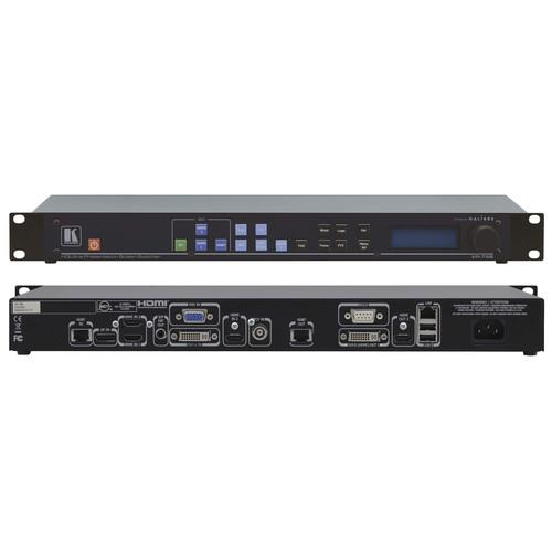 Kramer 9-Input 4K UHD HDBaseT and Legacy Presentation Scaler Switcher