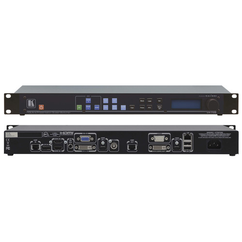 Kramer 4K HQUltra HDBaseT and Legacy Presentation Switcher/Scaler