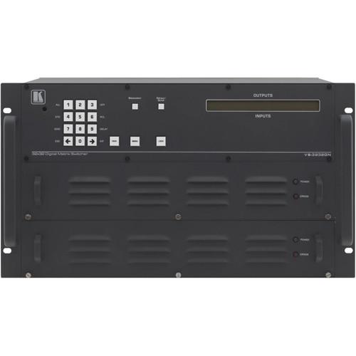 Kramer 4 x 4 to 32 x 32 Modular 4K60 4:2:0 Multi-format Managed Digital Matrix Switcher