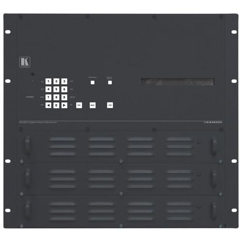 Kramer 8x8 to 64x64 Modular MultiFormat Digital Matrix Switcher (10 RU)