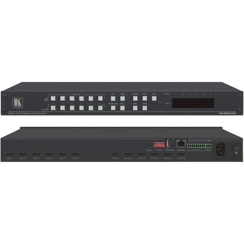 Kramer 6x6 4K60 4:2:0 Matrix Switcher (1 RU)
