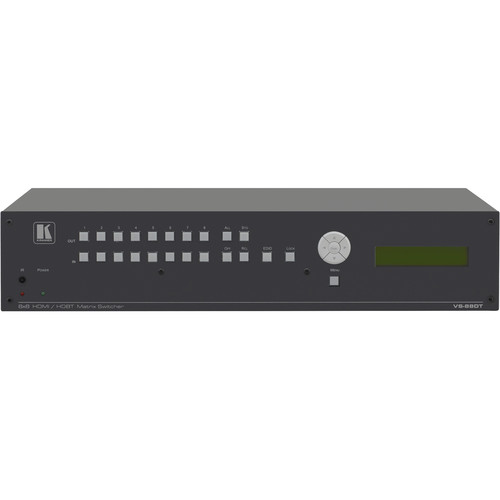 Kramer VS-88DT 8x8 HDMI to HDMI/HDBaseT Matrix Switcher