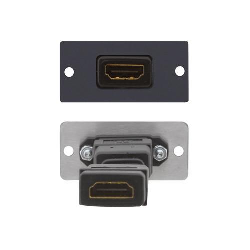 Kramer HDMI Wall Plate Insert (Gray)