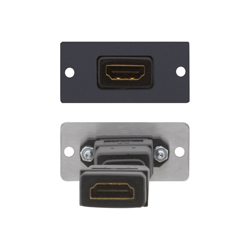 Kramer HDMI Female to HDMI Female Insert (Gray)