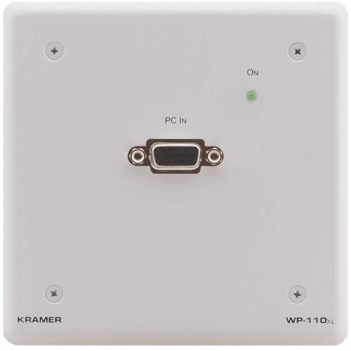 Kramer Computer Video over Twisted Pair Transmitter (White)