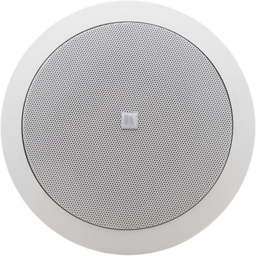 "Kramer Yarden 4-C 4"" 2-Way Closed-Back Ceiling Speaker (Pair, White)"