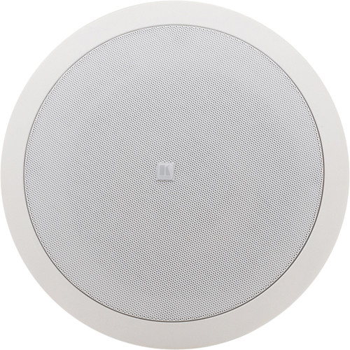 "Kramer Yarden 6-CH 6.5"" Closed-Back 2-Way Ceiling Speakers (Pair, White)"