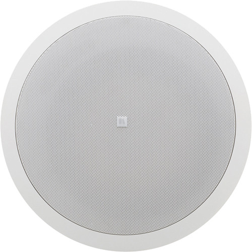 "Kramer Yarden 8-CH 8"" Closed-Back 2-Way Ceiling Speakers (Pair, White)"