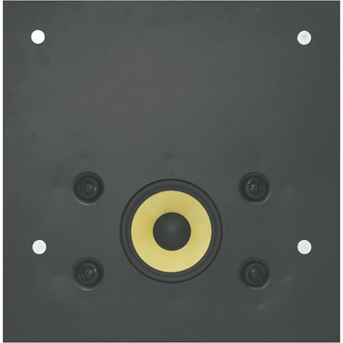 """Kramer Yarden 8-T 8"""" High-Performance, Ceiling Tile Stereo Speaker (Single, White)"""