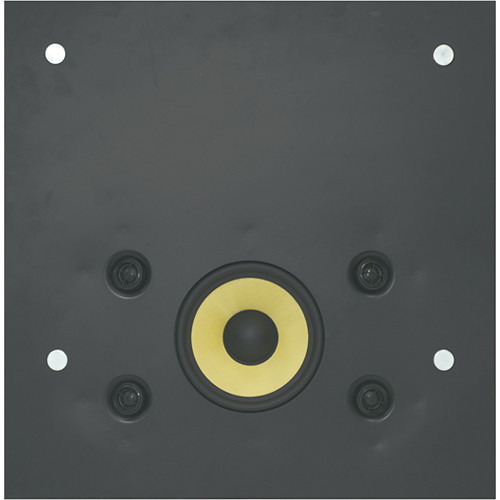 "Kramer Yarden 8-T 8"" High-Performance, Ceiling Tile Stereo Speaker (Single, White)"