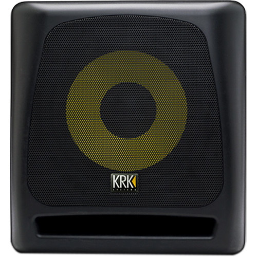 "KRK 10s - 10"" 150W Powered Subwoofer"