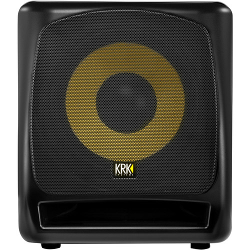 "KRK 12s 12"" 240W Powered Subwoofer"