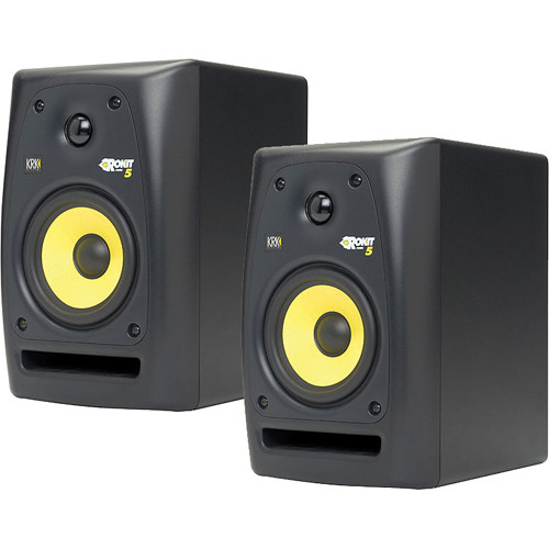 Krk Rokit 5 G2 : krk rokit 5 g2 stereo pair kit b h photo video ~ Russianpoet.info Haus und Dekorationen