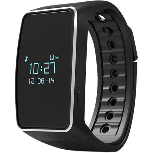 Kronoz ZeWatch3 Activity Tracking Watch (Black)