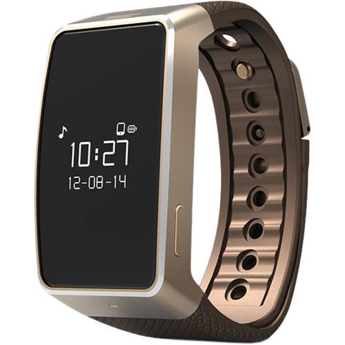 Kronoz ZeWatch3 Activity Tracking Watch (Pink Gold)