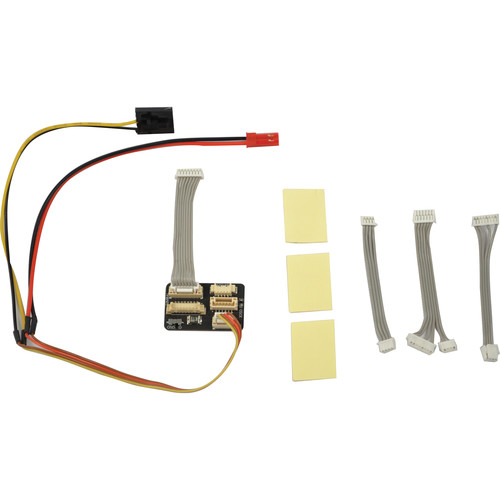 KumbaCam Plug-N-Play Adapter for FPV Kit (DJI Phantom 2)
