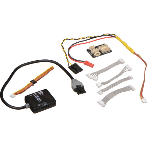 KumbaCam FPV Plug-n-Play Adapter Kit with iOSD for DJI Phantom 2