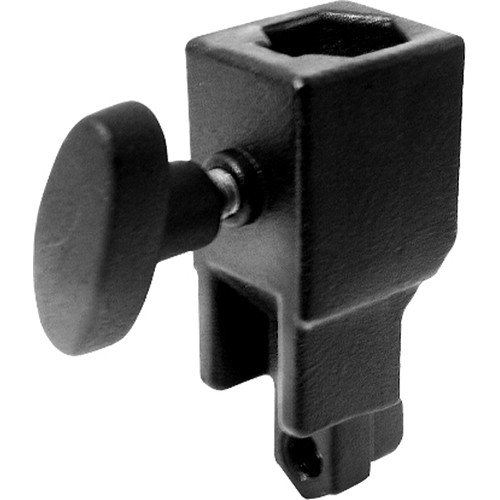Kupo Super Convi Clamp Double Socket (Black)